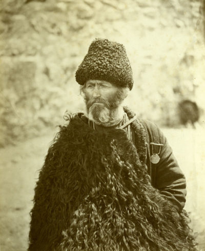 Ivan Raoult. Cossack, Russia.