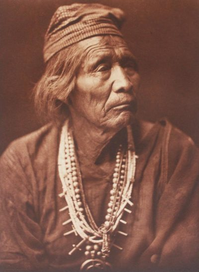 Edward S. Curtis. North American Indian.