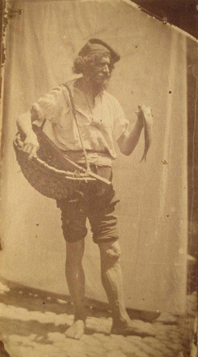 Giacomo Caneva. Fisherman.