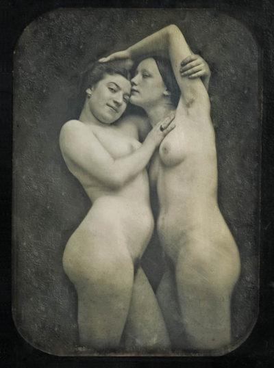 Felix J. A. Moulin. Nudes.